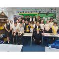 Y5 say farewell to Mrs Allard