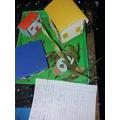 Half term creative homework Y4