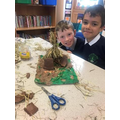 Completed hillforts in Y3