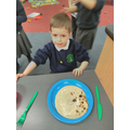 Pancake day in EYFS
