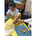 Food and Nutrition in Y1
