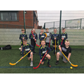Runners up in SHARES hockey competition