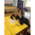 4 girls at enrichment day at Ormskirk School