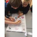 Y2 solving mystery of the missing reindeer bells