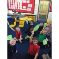Palm Sunday in Y1