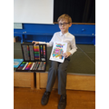 Colouring competition winners
