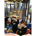 Y3 at the library