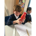Investigating sugar content in food