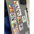 Christmas cards in Y2