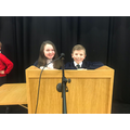 SHARES public speaking competition
