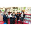Y4 Library visit