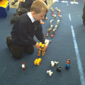 Noahs ark  to help us count in 2's