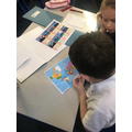 Researching volcanoes in Y3