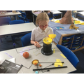 Science in Y3 the earth, sun and moon