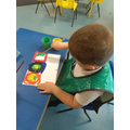 Expressive arts in EYFS