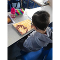 Cave painting in Y3
