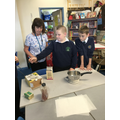 Cooking & Nutrition in Y6
