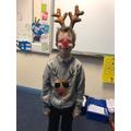 Miss Forster's little Elves and Rudolf