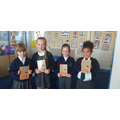Year 2 most prolific home readers
