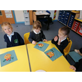 Healthy snacks around the story of the 3 little pigs