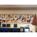Our wonderful EYFS Autumn display