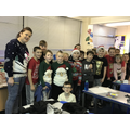Christmas Jumpers in aid of Derian House