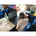Y3 researching ready for their report writing