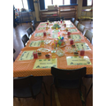 Easter Top table 2018