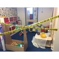 Investigating a crime scene in Y1