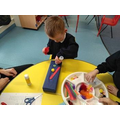 Exploring aliens in EYFS