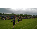 Sports day heroes