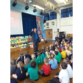 Easter Assembly with Rev Spittle