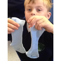 Using socks to count in 2's