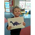 Creative homework in Reception