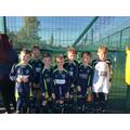 Our Y3 & Y4 footballers