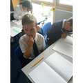 Chocolate tasting in Y4