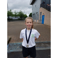 Outstanding achievement at inter schools athletics