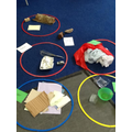 Sorting materials in Science!
