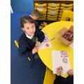 Exploring Kandinsky in Oak Class