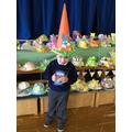 Easter Bonnet winner