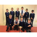 Victorious Footballers