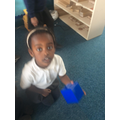 identifying the faces on a 3D shape