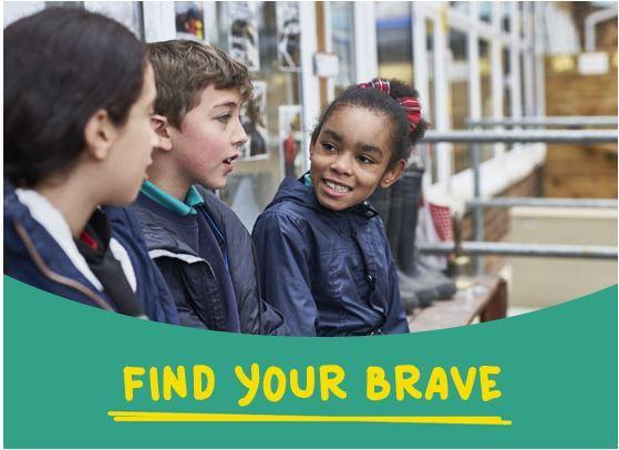 What could you do to find your brave?