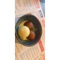 Gulab jaman- Indian sweet