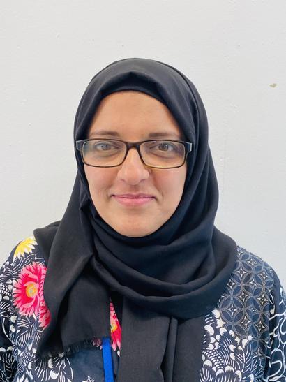 Mrs Hussain - Teacher