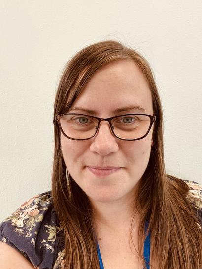 Mrs Cook - EYFS Phase Leader / Teacher