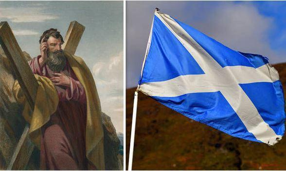St Andrew is particularly significant to Scots.