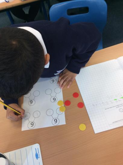 We have played spill the beans to find ways of making 6