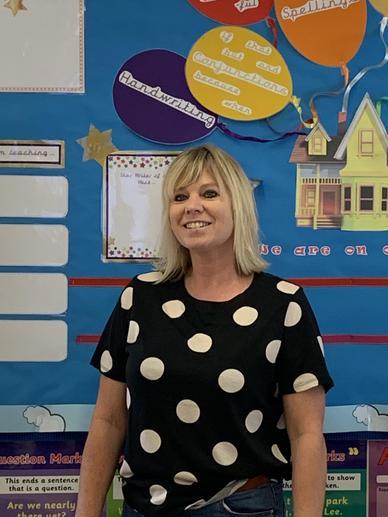 Mrs Vincent, Teaching Assistant