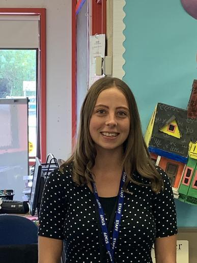 Miss Campbell, class teacher